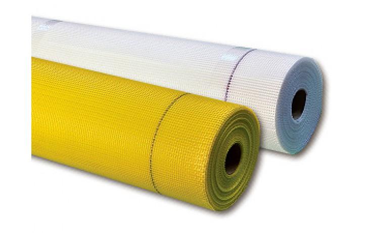 WDVS-Gewebe gelb Flächenarmierung des Fassadenputzes