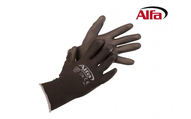 PU-beschichtete Montagehandschuhe für mehr Fingerspitzengefühl bei Kleinteilen, Nägeln und Schrauben