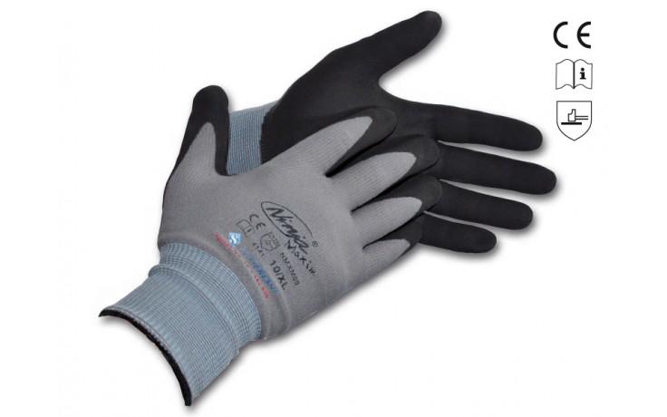 Extrem hohen Flexibilität und Fingerfertigkeit bietet er ungehinderte Bewegungsfreiheit und minimiert die Ermüdung der Hände.