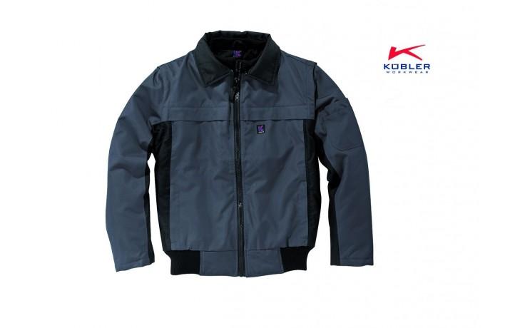 Wärmende Jacke mit Innenfutter aus 100 % Polyester und abtrennbaren Ärmeln. Perfekte Arbeitsjacke für Heim- und Handwerker.