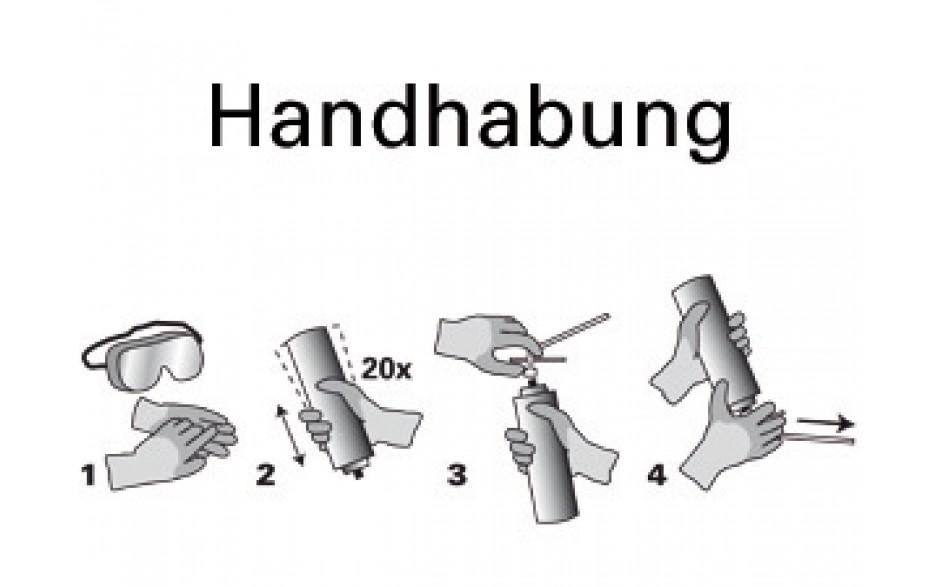 Anwendung Montageschaum