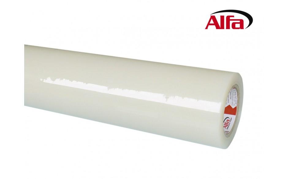 Alfa Teppichschutzfolie schützt  vor Feuchtigkeit, Farbe, Staub, Schmutz, etc.