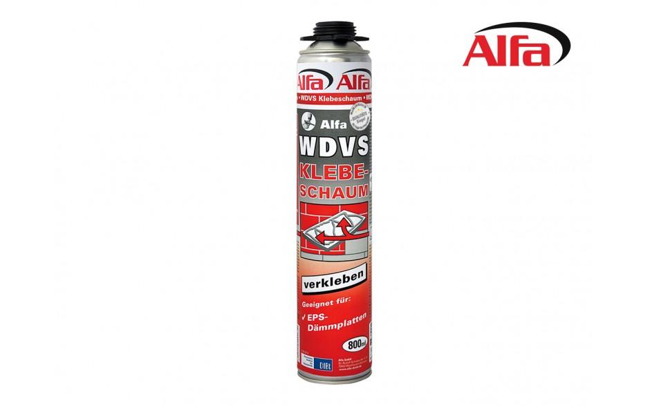 WDVS-Klebeschaum für Vollwärmeschutz