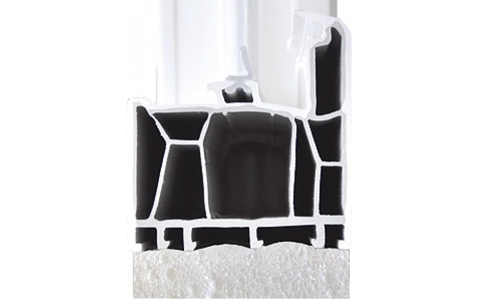 Ideal für die Fensterbaumontage ohne Fensteranschlussbänder geeignet