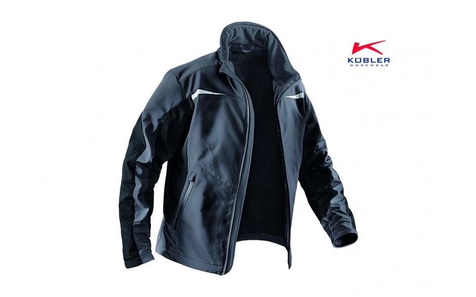 Allwetter-Jacke aus Softshell mit Innenfutter aus 100 % Polyester und vielen Extras. Perfekte Arbeitsjacke für Heim- und Handwerker