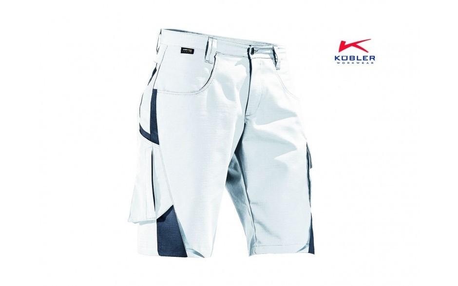 Luftige Bermuda mit praktischen Taschen für warme Temperaturen. Perfekte Arbeitsjacke für Heim- und Handwerker.