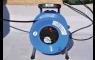 Robuste Kabeltrommel 930 für den Einsatz im Freien spritzwassergeschützt Schutzart IPX4 TÜV-geprüft und GS-Zeichen